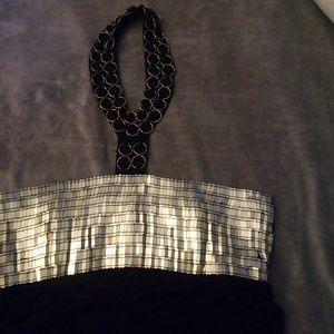 Dresses & Skirts - Gorgeous Cleopatra blk maxi dress